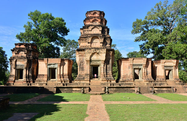 ANGKOR IN DEPTH 5 DAYS / 4 NIGHTS